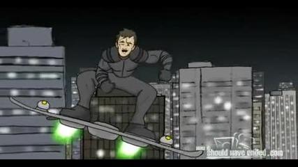 Spider - Man 3 (спайдър - Мен 3) - Как трябва да свърши