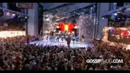 Simple Plan Feat. Flo Rida - Low MMVA 08