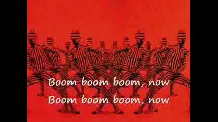 Black eyed Peas - Boom Boom pow + sub