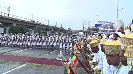 Ethiopia: Christians celebrate annual 'Demera' bonfire