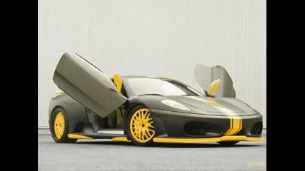 Bugatti Veyron vs Ferrari Fxx (colors).flv