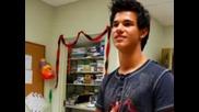 Taylor Lautner - песен за теб