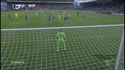 Кристъл Палас 1 - 2 Челси ( 18.10.2014 )