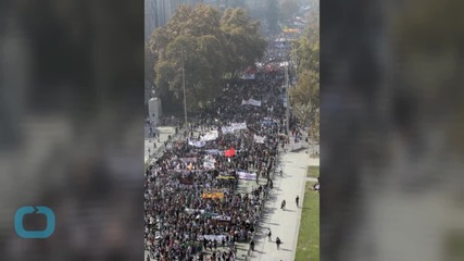 Two Students Shot Dead After March in Chile