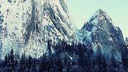 Зима в Нацоналният парк Йосемити + стихотворение