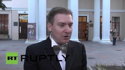 Русия: Ялта отива на опера на зашеметителен руско-италиански дует