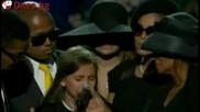 Милиарди плакаха с дъщеричката на Майкъл Джексън + Бг Субтитри
