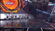 Block B - Very Good ( Rock Ver. ) @ 2014 Dream Concert [ H D ]