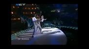 Eurovision Final 2008 Dima Bilan Russia