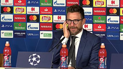 Spain: Roma's head coach speaks after Real defeat