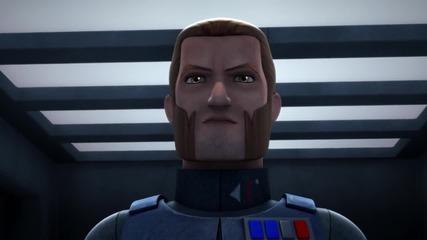 Междузвездни войни - Бунтовниците / Star Wars Rebels/ - епизод 2 (бг аудио) , добро качество