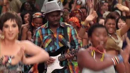 2010 Световно Първенство По Футбол - Официалният Химн На Световното В Южна Африка - Видео - (hd)