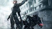 Metal Gear Rising: Revengeance Vocal Tracks - Dark Skies (extended)