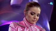 """Булката от """"Маскираният певец"""" излязла на сцената часове, след като погребала баща си"""