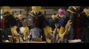 Assasination Classroom (ansatsu Kyoushitsu) Live Action Trailer