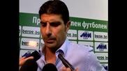 Георги Иванов - Гонзо: Не съм доволен