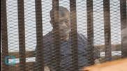 Egypt Court Condemns Islamist President to Life Sentence