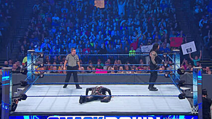 Shinsuke Nakamura vs. Roman Reigns - Intercontinental Title Match: SmackDown, Oct. 18, 2019 (Full Match)