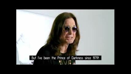 Ozzy Osbourne Рекламира World Of Warcraft