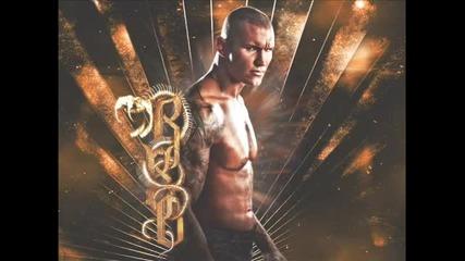 Песента на Randy Orton-voices
