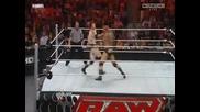 Batista vs. Randy Orton vs. Sheamus - Wwe Raw Draft 26.04.10