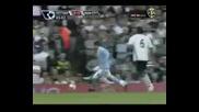 16.05 Красив гол на Валери Божинов ! Тотнъм - Манчестър Сити 2:1