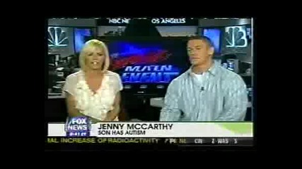 Fox And Friends John Cena
