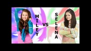 Konkurs! Miley Vs Selena