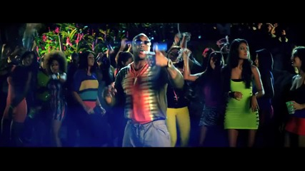 New! Flo Rida - Whistle ( Официално видео )