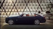 Нима лукса има друго име - Нoвият Rolls- Royce Dawn