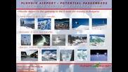 Летище Пловдив / Plovdiv Airport, Bg