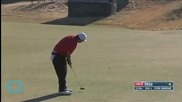 US Open: Chambers Bay Greens Causing Red Faces
