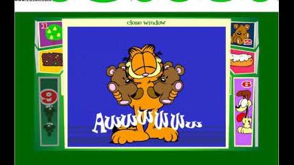 Garfields 12 Days Of Christmas - Day 5