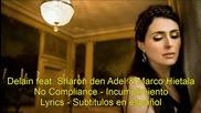 No Compliance - Delain feat. Sharon den adel Marco Hietala