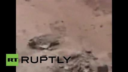 Iraq: Militants fire rockets near Baghdad airport