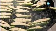 Пълнени люти чушки на грил - Бон Апети (20.08.2015)