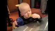 Бебоци + лимони = Смях
