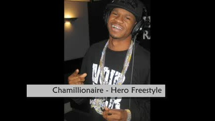 Chamillionaire - Hero Freestyle [ Lil Wayne Diss]