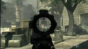 Call of Duty: Modern Warfare 3 - Goalpost - геймплей