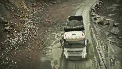 All new Volvo Fmx Truck 2011 Trailer