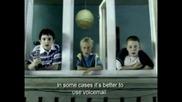 Най - умните деца на света - българска Реклама