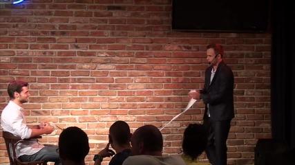 Публиката се скъса от смях! - 2