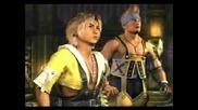Final Fantasy X Papa Roach - Last Resort