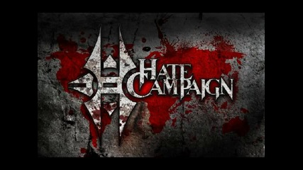 Hate Campaign - The Element Of Surprise (new single) feat. Hellbobz (fyeld)