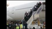 Иранските национали пристигнаха в Бразилия