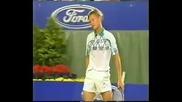 Australian open 1994 : Сампрас - Кафелников