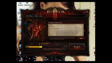Diablo 3 Beta installing