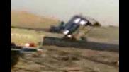 Saudi Arabia Drifting