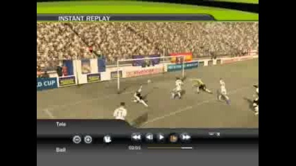 Fifa 07 Красив Гол 2