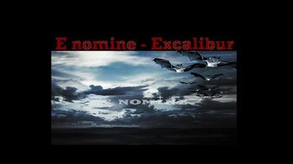 E Nomine - Excalibur